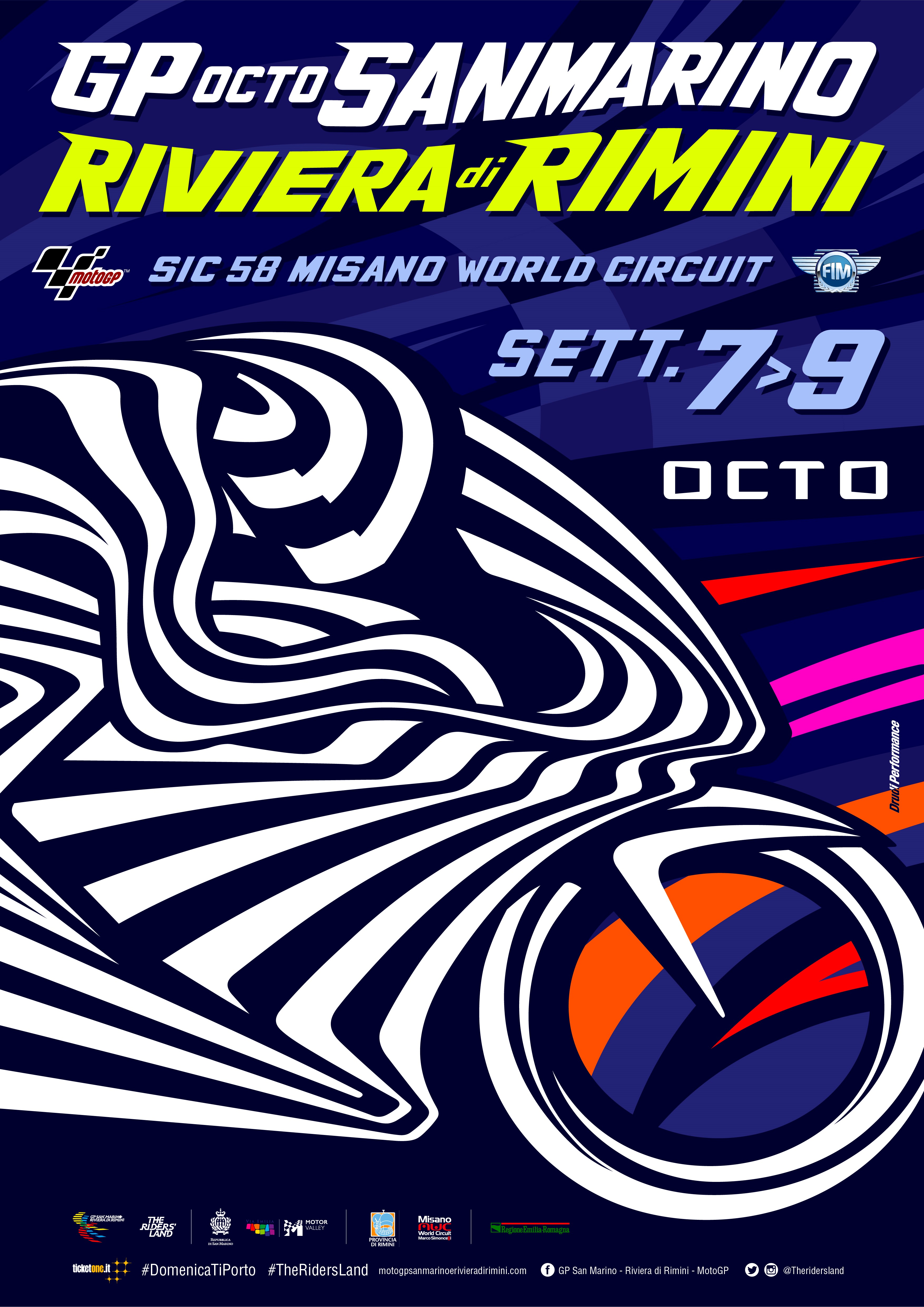 Circuito Misano : Motorvalley presents misano world circuit the temple of the