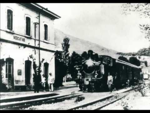 18 giugno 1922 - Completata la ferrovia Rimini - Novafeltria - Chiamamicitta