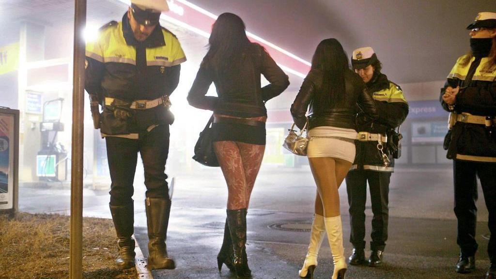 Prealpina retata di prostitute